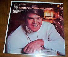 GLEN CAMPBELL 1978 LP - THAT CHRISTMAS FEELING - CAPITOL SM-2978