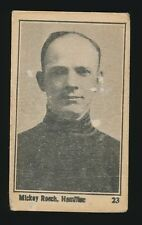 1924-25 V130 Maple Crispette (Hockey) #23 MICKEY ROACH (Hamilton Tigers)