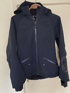 Sweaty Betty Ski Snowboarding Jacket- Black (M/ VGC-RRP:£330)