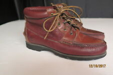 Timberland 310033 Boot Women's Lace-Up Brown Leather Waterproof Hiker Size 8 M