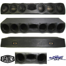 "FORD Crewcab Subwoofer Enclosures Gately (6)  6.5""  Baltic Birch/ No Seat Lift"