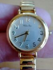 Vintage Willow Bay ladies watch, running with new battery no Reserve