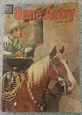 Gene Autry #97 March 1955 Comic Book #2