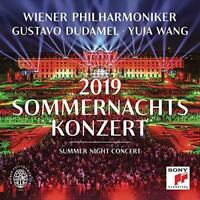 Sommernachtskonzert 2019/Summer Night Concert 2019 - Gustavo Dudamel &  (NEW CD)