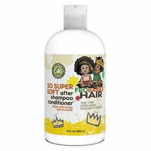 FroBabies Hair So Super Soft After Shampoo Conditioner 12oz (T008)