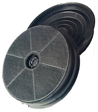 2x filtri a carbone adatta per refsta k25.1 CAPPA ASPIRANTE FILTRO MARS Sistema IX #00