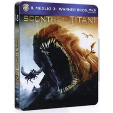 SCONTRO TRA TITANI - STEELBOOK - BLU-RAY nuovo sigillato [dv58]