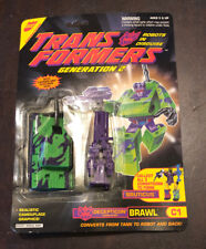 1993 Transformers G2 Generation 2 Robots in Disguise Decepticon Brawl C1