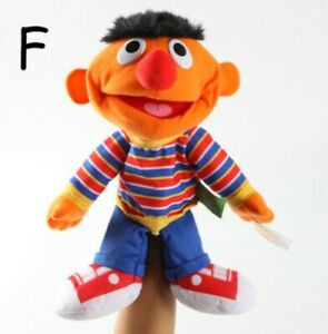 SESAME streeet ERNIE full body hand puppet game puppets Storytelling anime new