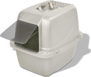 Enclosed Cat Pan/Litter Box, Large