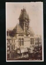 Nottinghamshire Notts NOTTINGHAM Albert Hall RP PPC 1906