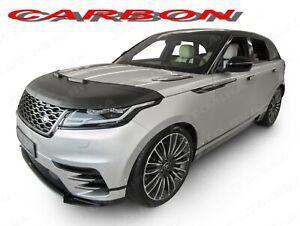 CARBON BONNET BRA fits Range Rover Velar L560 since 2017 STONEGUARD PROTECTOR