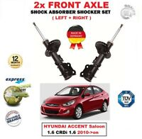para Hyundai Accent 1.6 CRDi 1.6 2010- > En Adelante 2x izquierdo derecho