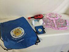 Build A Bear Raincoat - Accessories & Back Pack