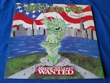 UGLY KID JOE / America's Least Wanted OG LP 1st PRESS 1992 SPAIN TOP COPY!!