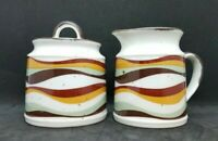 San Remo by Gailstyn Fine China Japan, Sugar Bowl and Creamer Set