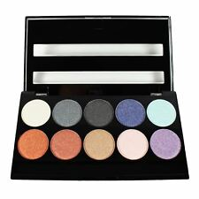 W7 10 out of 10 Eye Shadow Palette in 10 Sparkly Colors Buy 5 Get 1