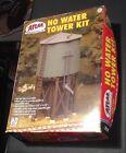 Atlas Model Railroad HO Scale Water Tower Kit Item #703 Never Built