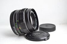 NEW! MC Helios 44M-7 2/58 Russian lens M42 S/N 92375410, with 2 caps!