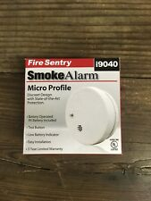 Fire Sentry Smoke Alarm Micro Profile i9040