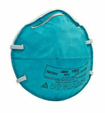 3M N95 Health Care Particulate Respirator Mask - Size Standard - Blue