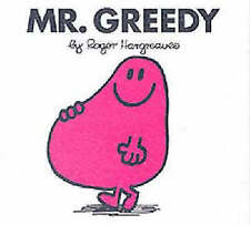 Mr. Greedy by Roger Hargreaves (Paperback, 1971)