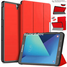 Leather Smart Case Cover For Samsung Galaxy All Tablet Stand Flip Magnetic Book