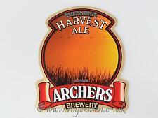Archers Brewery Real Ale Pump Clip Wiltshire Harvest Ale