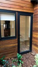ENTRY DOOR | ALUMINIUM - DOUBLE GLAZED - 2110H X 900