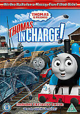 Thomas And Friends - Thomas In Charge (DVD, 2012)