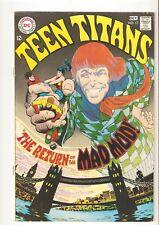 Teen Titans #17 (Oct 1968) FN 6.0