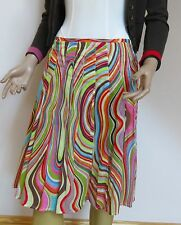 Paul Smith Woman Skirt Paris Swirl Skirt - NEW