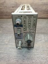 Tektronix 7B71 Oscilloscope Plugin Delaying Time Base