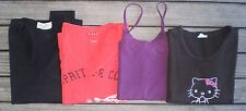 Lot 4 TOP T-SHIRT, PULL Femme taille 38 HELLO KITTY, MANGO, ESPRIT, BRUCE FIELD
