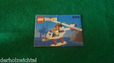 Lego Bauanleitung  6515  Octan Hupschrauber Helicopter