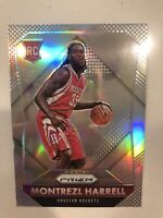 2015-16 Panini Prizm Montrezl Harrell Silver RC Rookie Lakers Clippers Rockets