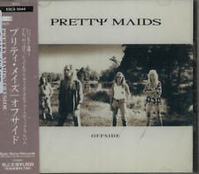 "Pretty Maids Offside CD single (CD5 / 5"") Japanese promo ESCA-5644"