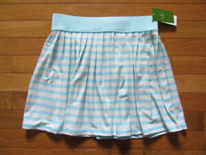 KATE SPADE BATHING SUIT COVER UP, NAHANT SHORE, LIGHT BLUE (AIR), NWT $160, S