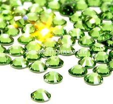 Strass termoadesivi MC Stone collection 100pz SS6 2mm Peridot Verde chiaro