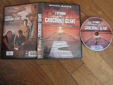 L'attaque du crocodile géant de Stewart Raffill (Michael Madsen), DVD, Horreur