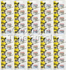 Maxell 395 SR927SW SR927 V395 D395 LA Watch Battery 0% MERCURY ( 50 PC )