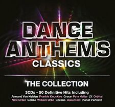 Dance Anthems Classics - The Collection [CD]