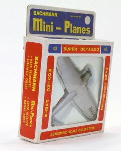 sz 1/200 Bachmann Mini-Planes #43 Ford Tri-Motor Airliner TWA