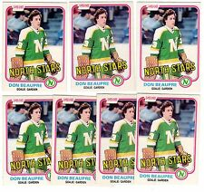 1X DON BEAUPRE 1981 82 OPC #159 RC Rookie NM-NMMT O Pee Chee Lots Available