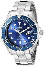 Invicta Men's 47mm Pro Diver Analog Display Quartz Silver SS Watch-16036