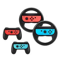 Beastron Racing Games Steering Wheel, Grips for Switch Mario Kart [ 4 pack ]