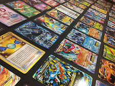 Pokemon TCG : 100 OFFICIAL CARD LOT RARE, COM, UNC, HOLO + EX, GX OR FULL ART