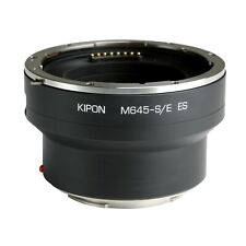 Kipon Electronic Aperture Adapter for Phase One/Schneider Mamiya 645 to Sony E