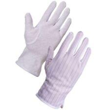 Anti Static ESD Gloves (PAIR) with Textured Palms (Non Slip) - Medium