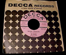 SIR HENRY AND HIS BUTLERS~RARE 1965 DANISH BEAT MOD GARAGE 45 U.S. Promo HEAR